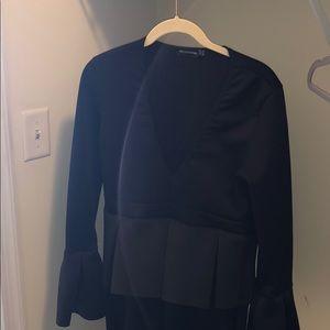 Ruffle Jumpsuit